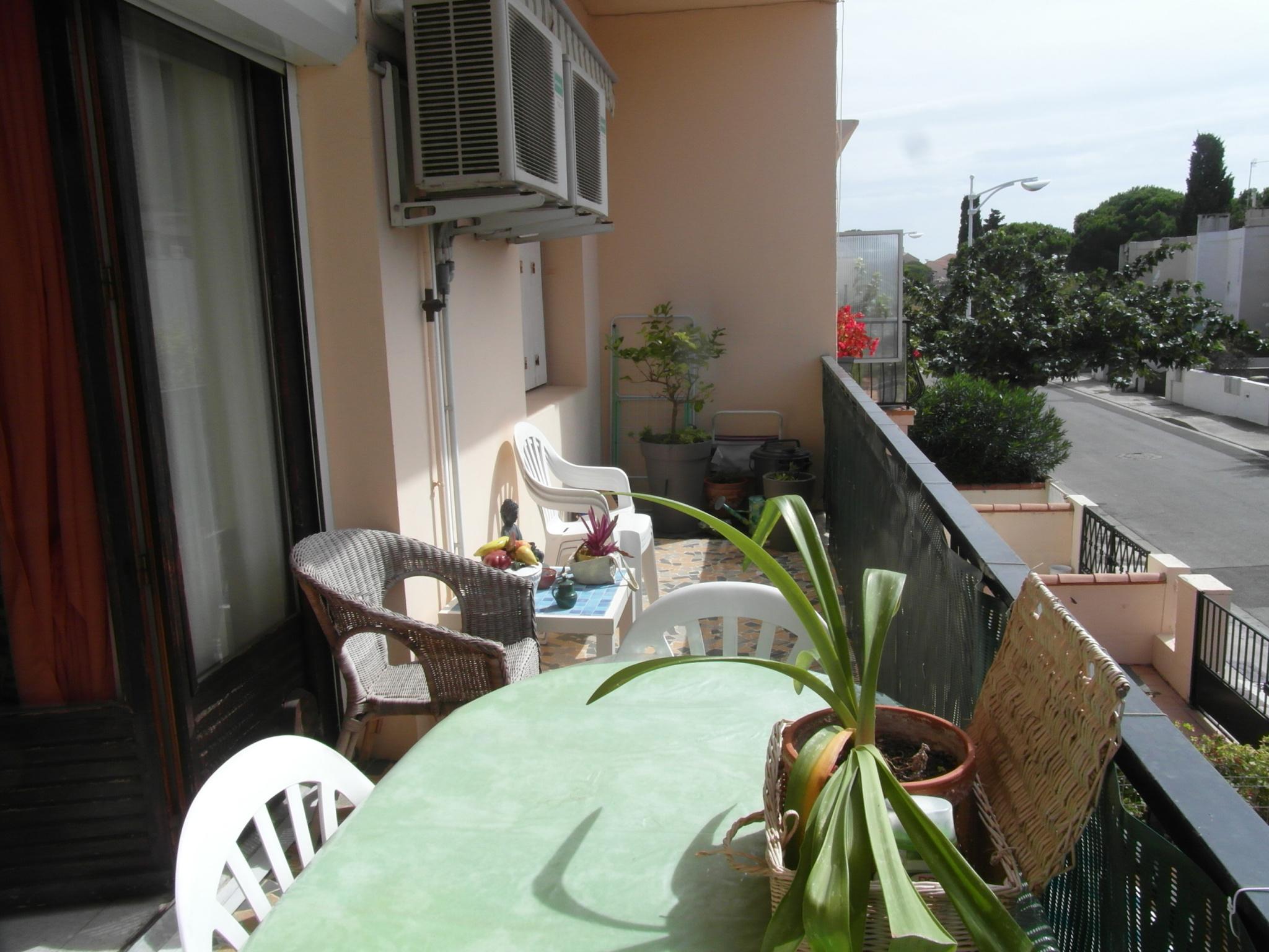 Location vacances appartement 3 pièces le grau du roi 30240